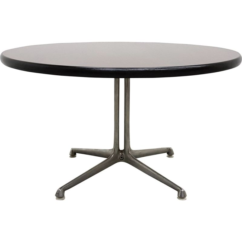 Vintage coffee table in rosewood La Fonda by Charles & Ray Eames for Herman Miller 1960s