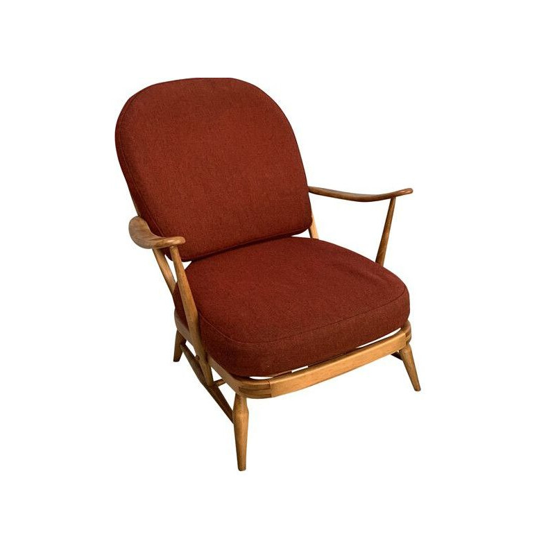 Vintage armchair by Lucian Ercolani for Ercol 1960s