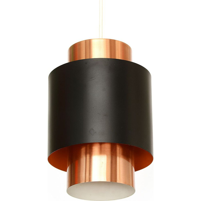 "Pendant light ""Tunika"" by Jo Hammerborg for Fog & Mørup,Denmark 1960"