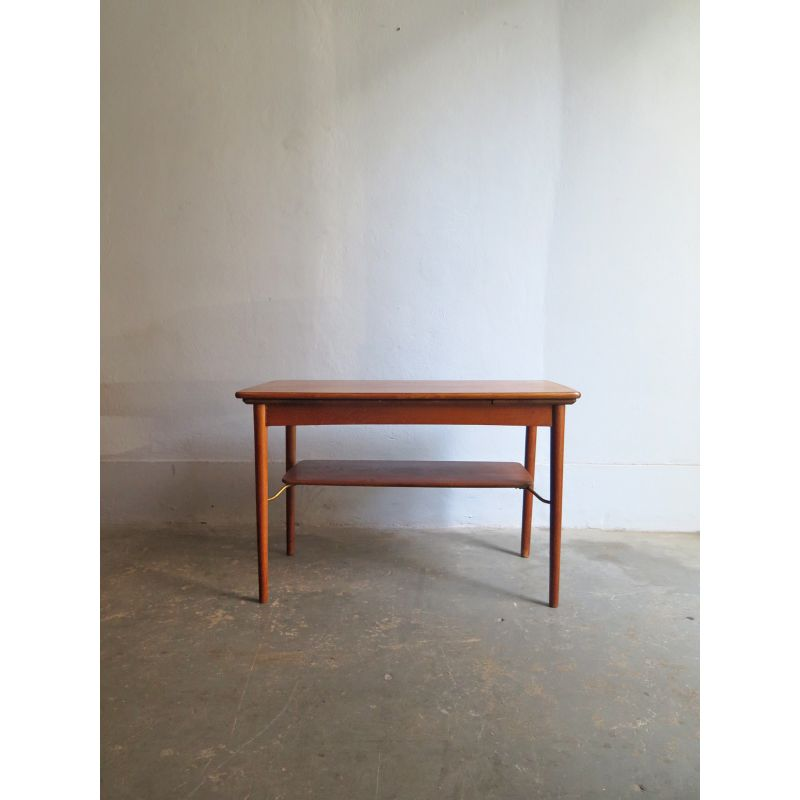 Coffee Table Extendable.Extendable Coffee Table In Teak With Lower Top