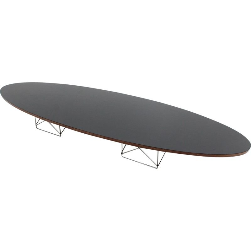 Vintage Surfboard coffee table par Charles & Ray Eames pour Herman Miller 1960s