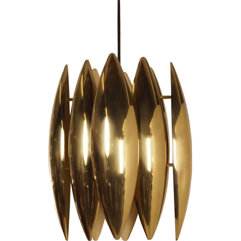 Kastor pendant lamp by Jo Hammerborg for Fog & Mørup