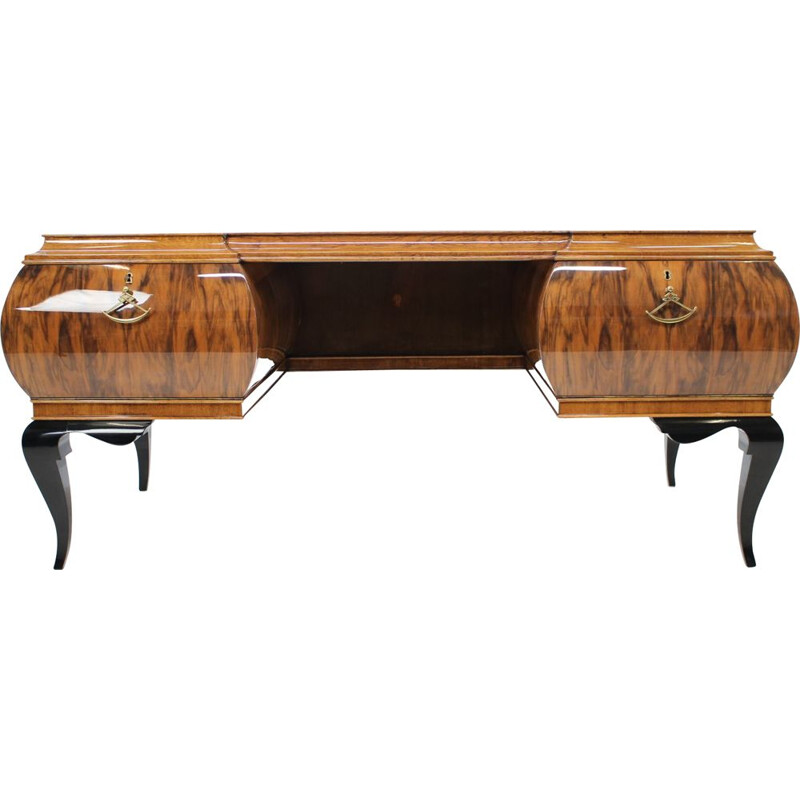Vintage art deco console from the 30s