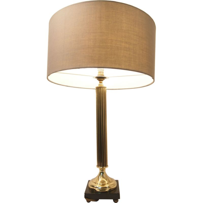 Vintage Neo Classic table lamp from the 50s