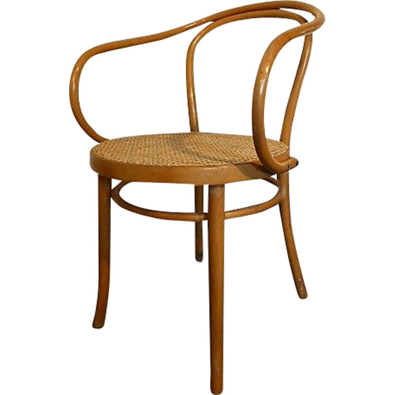 "Vintage chair Thonet 209 says ""Le Corbusier"""