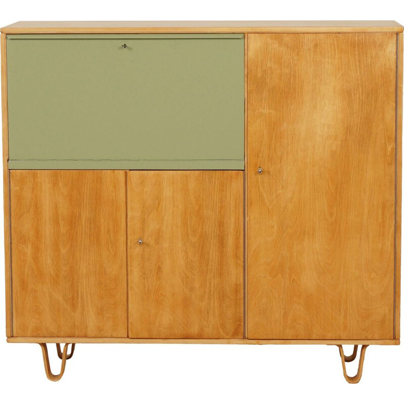 Vintage cabinet CB01 by Cees Braakman for Pastoe 1950s