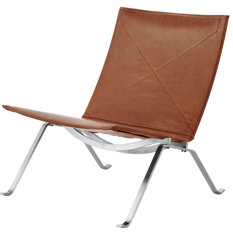 """PK22"" armchair by Poul Kjaerholm for FRITZ HANSEN"