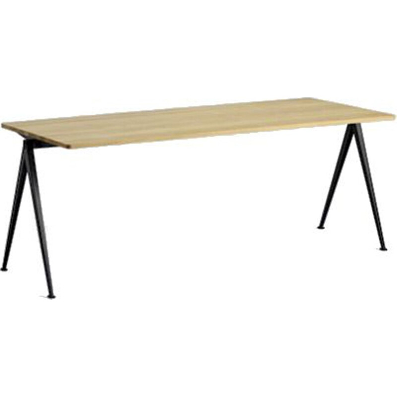 Pyramid table 01 by Wim Rietveld for HAY
