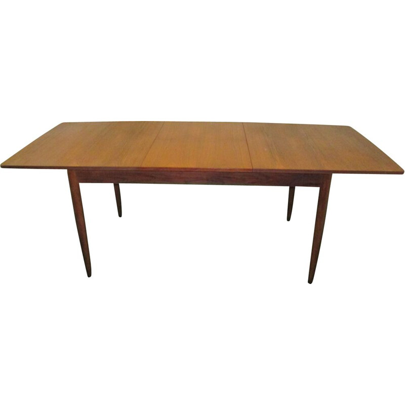 Vintage teak dining table