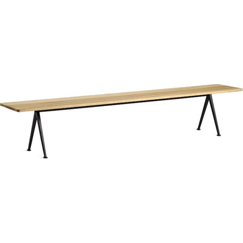 Pyramid bench 12 by Wim Rietveld for HAY