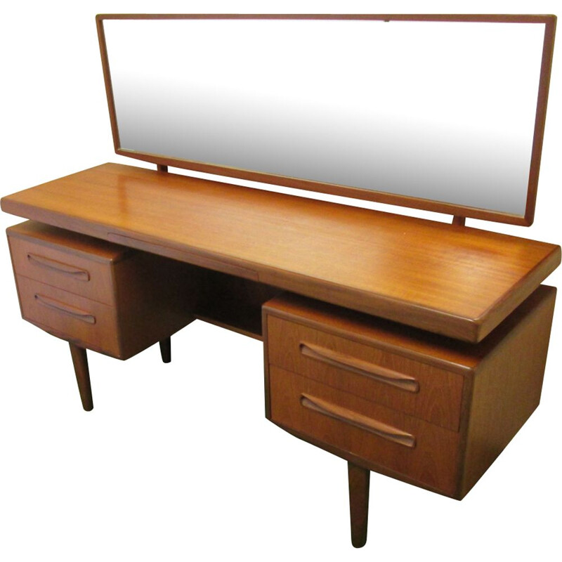 Vintage dressing table for G plan in teak 1960
