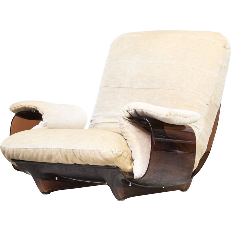 Vintage armchair Marsala by Michel Ducaroy for Ligne Roset 1970s