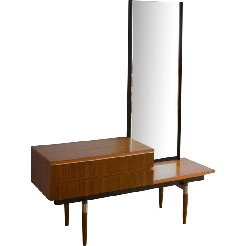 Vintage dressing table Belgium 1960-70s
