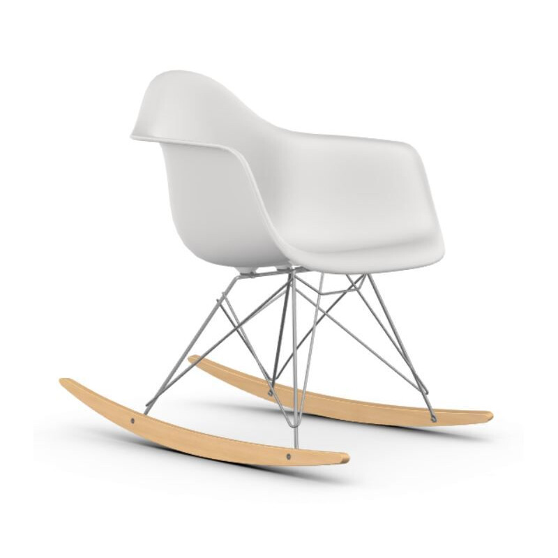 """RAR"" rocking chair by Charles and Ray Eames for VITRA"