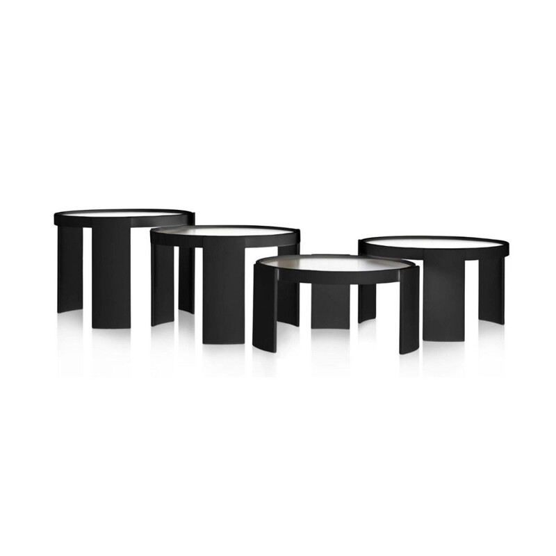 """780"" coffee table, Gianfranco Frattini for CASSINA"