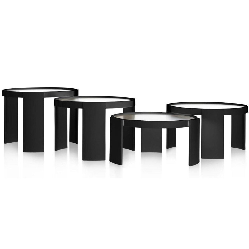 """783"" coffee table, Gianfranco Frattini for CASSINA"