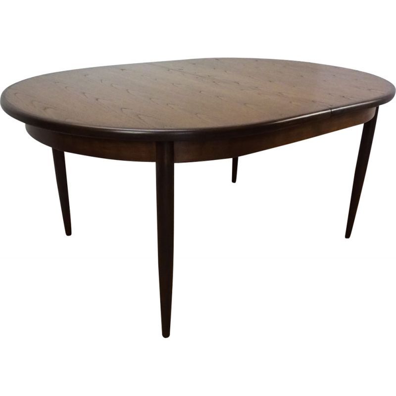 Vintage extendable table for G-Plan in teakwood 1960