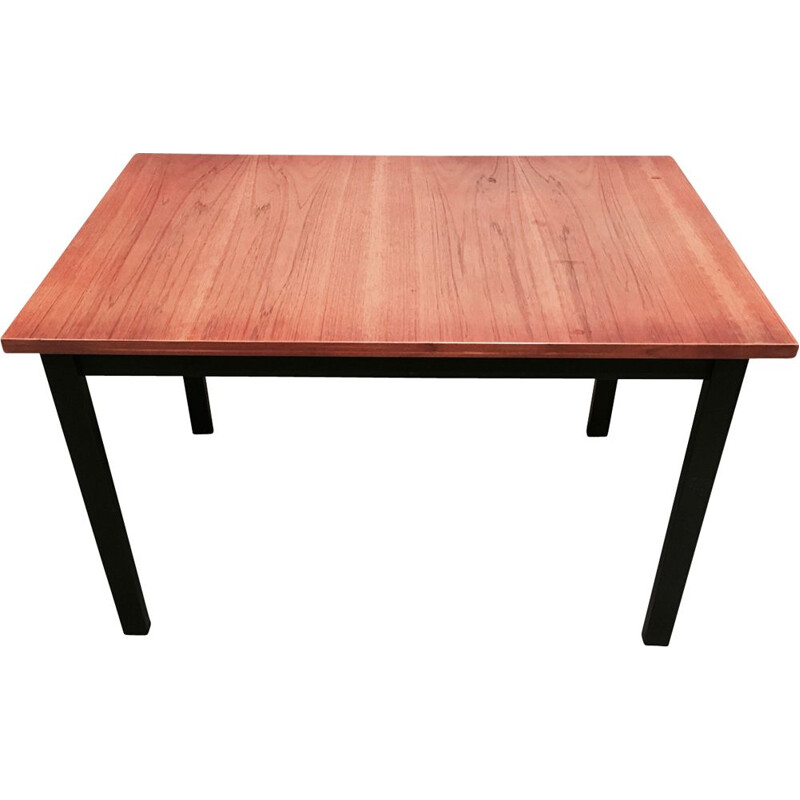 Vintage Scandinavian extensible table by Asko,1950