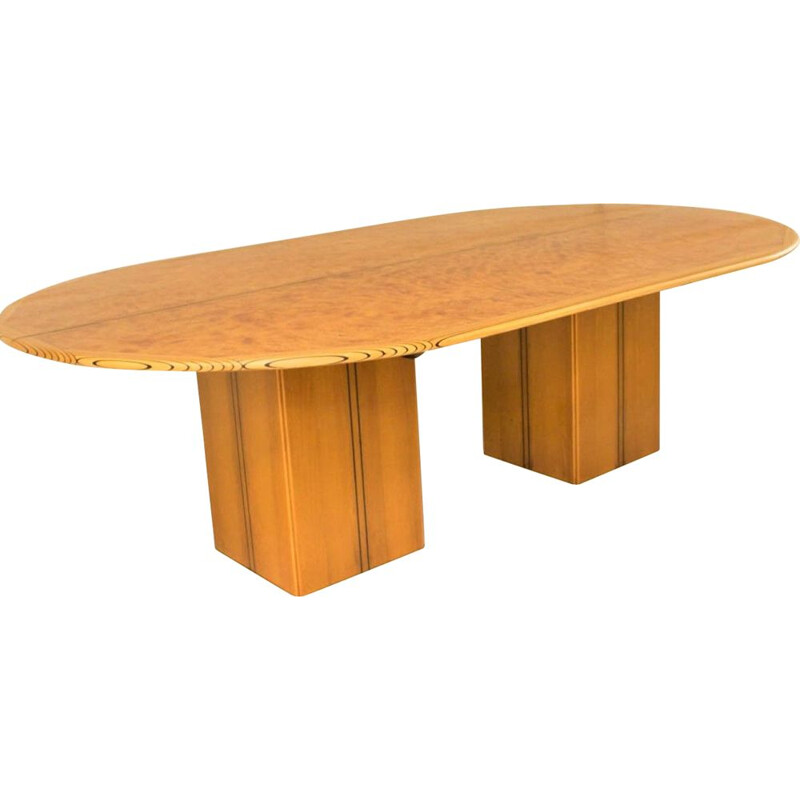 Vintage Artona table by Tobio Scarpa