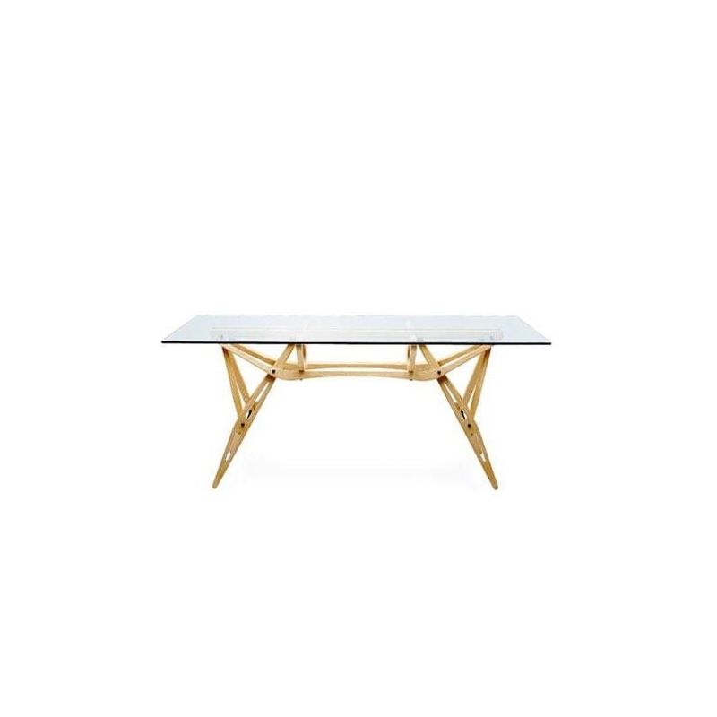 """""""Reale"""" dining table by Carlo Mollino for ZANOTTA"""