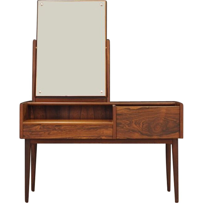Vintage Danish dressing table in rosewood