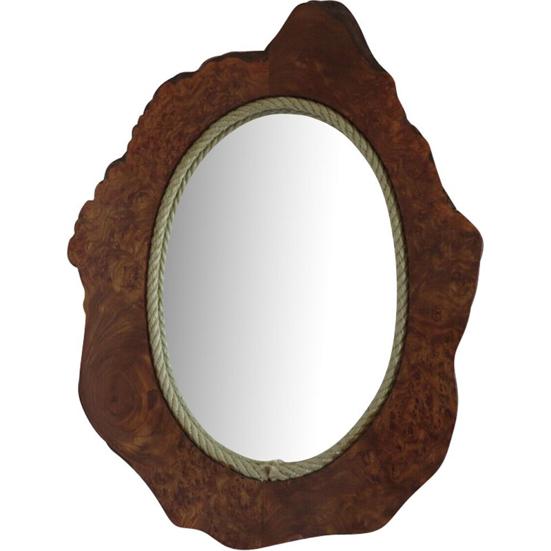 Free form mirror in Elm 1960s