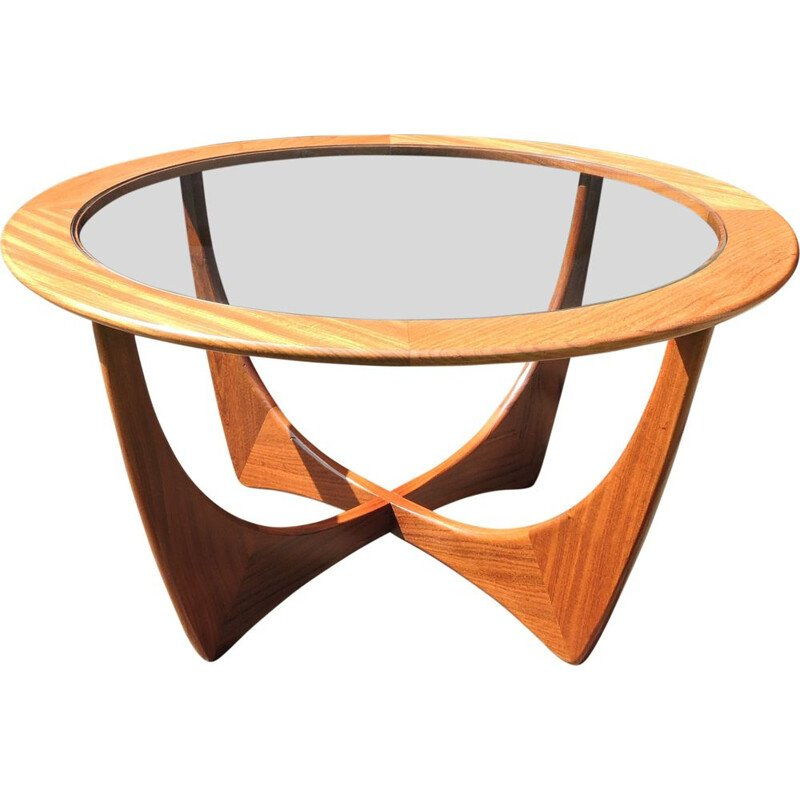 Vintage Coffee Table Astro by Victor Wilkins for G-Plan, 1960s