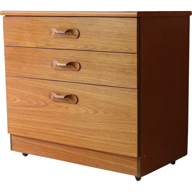 Vintage chest of drawers by Austin Suite,1970