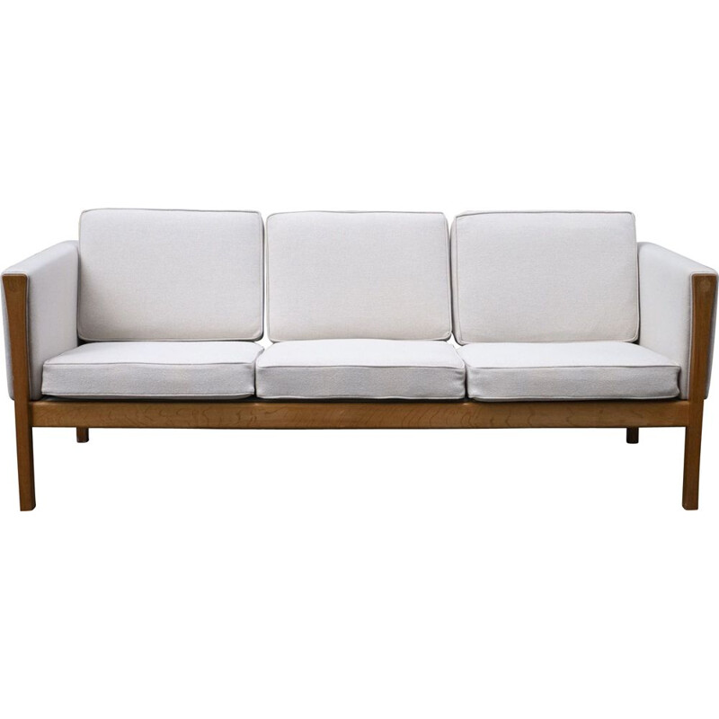 Vintage 3-seater sofa by Hans J. Wegner for Carl Hansen & Søn, 1960