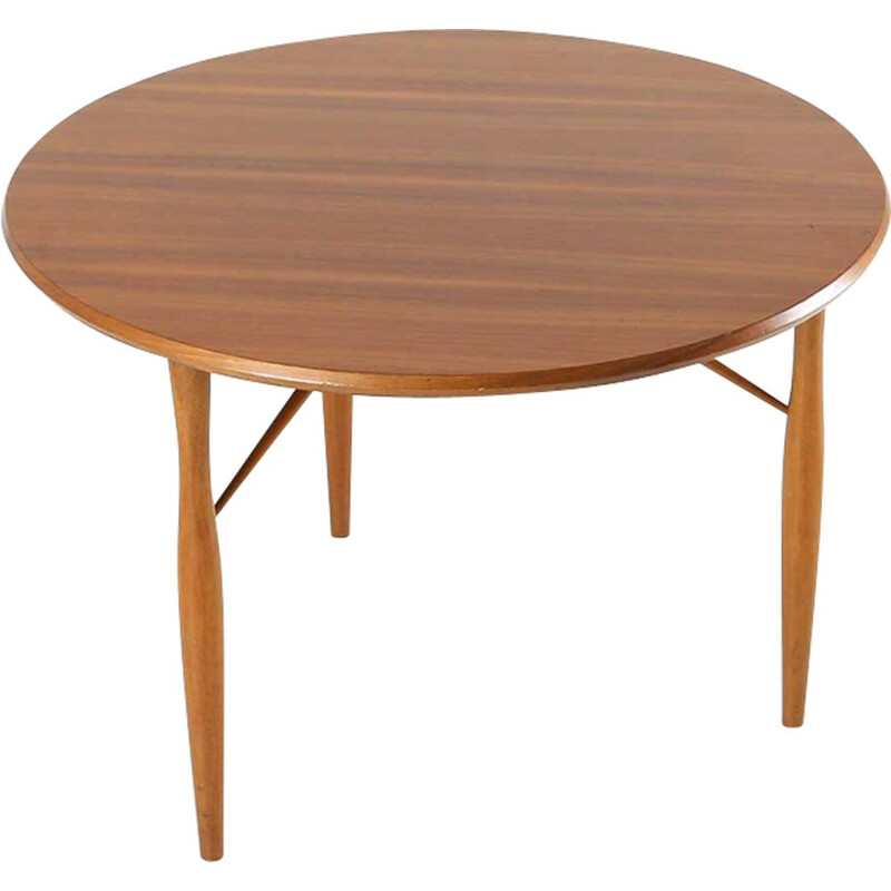 Vintage coffee table Scandinavian 1960s