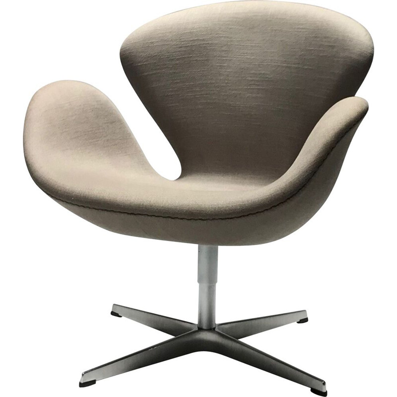 Vintage Swan Chair edition Fritz Hansen Design Arne Jacobsen 2010