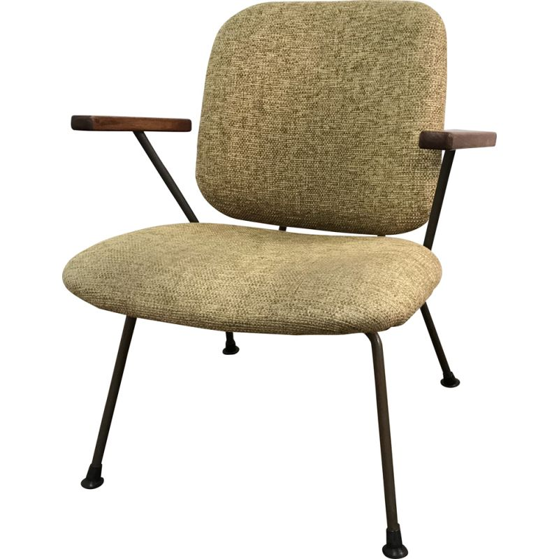 Vintage chair by W.H. Gispen for Kembo