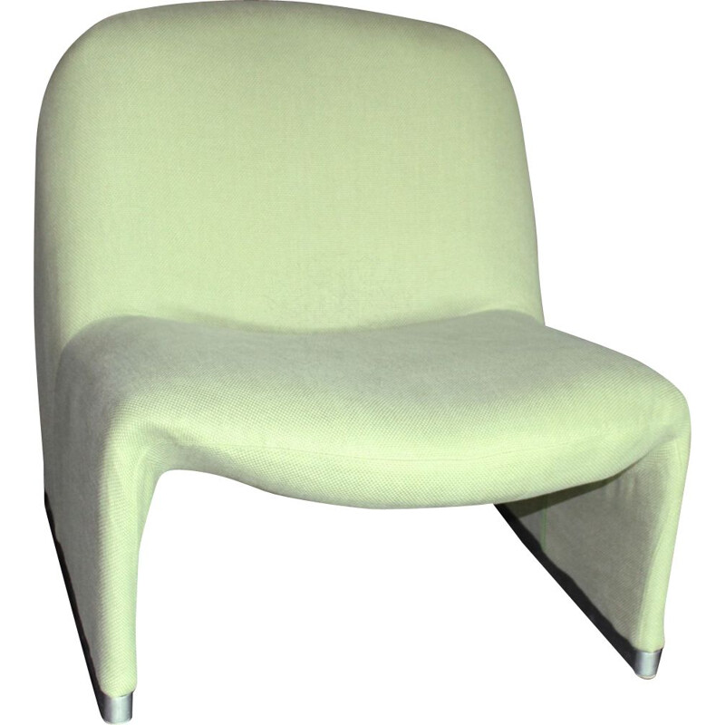 Vintage alky seat by Piretti for Castelli
