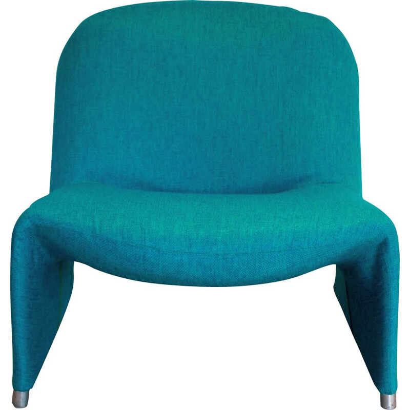 "Vintage armchair ""Alky"" by Piretti pour Castelli,1970"