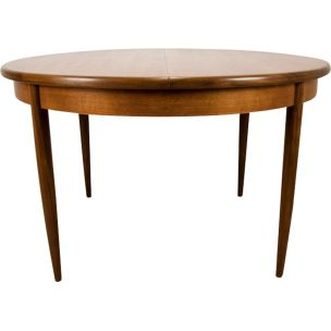 Vintage dining table in teak Fresco from G-Plan 1960s