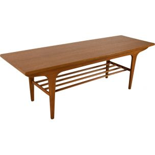 Vintage coffee table in teak UK 1960s