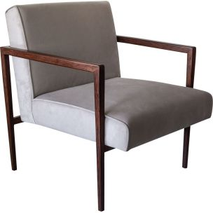 Vintage armchair R3 by Jacob Ruchti for Branco & Preto