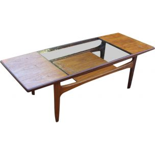 Vintage teak coffee table, Scandinavian style, by G-PLAN