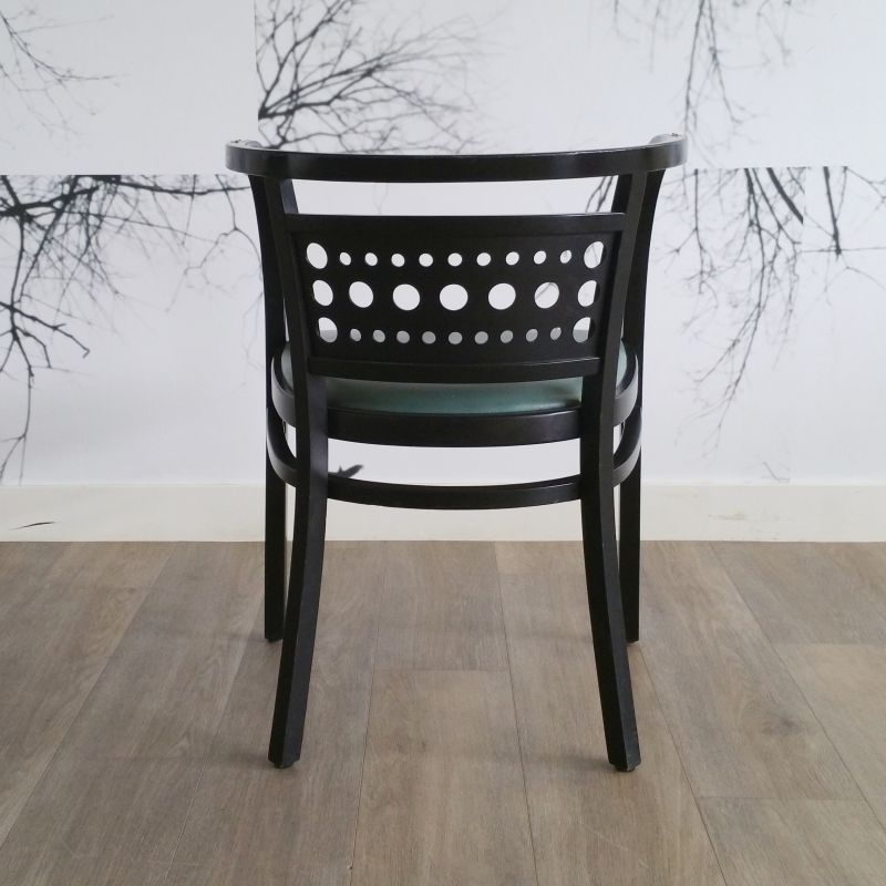 Vintage Postsparkasse Chair By Otto Wagner For Thonet 1992