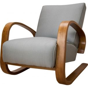 Vintage Armchair by Miroslav Navratil for UP Závody, 1930s