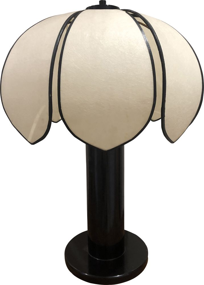 Vintage Palm Tree Table Lamp From The 80s Design Market