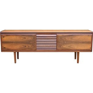 Vintage sideboard for White & Newton in teak and rosewood 1960