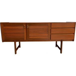 Vintage sideboard for Mcintosh in teakwood 1960