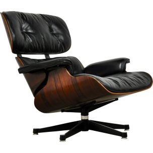 Vintage armchair by Charles & Ray Eames For Herman Miller 1970s