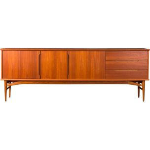 Vintage sideboard for Fredericia in teakwood 1960