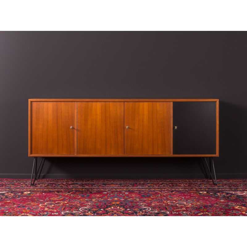 Vintage Sideboard By Wk Mobel From The 60s Design Market
