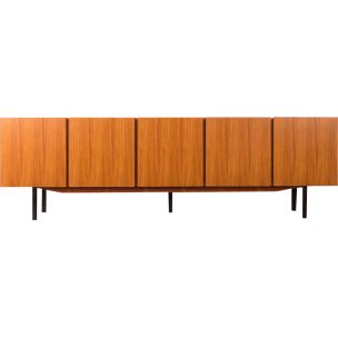 Vintage walnut sideboard from the 60s