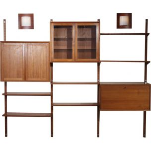 Vintage Royal System by Cadovius in teak 1950