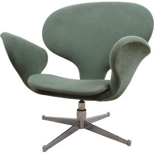 Vintage easy chair by Rohe Noordwolde 1960s