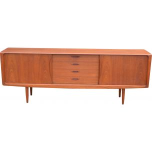 Vintage sideboard for Bramin in teak 1960